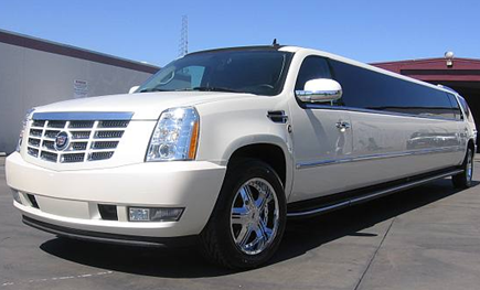 escalade limousine maryland